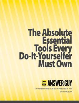 Essential DIY Tools PDF