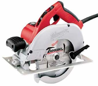 Right Handed Circular Saw
