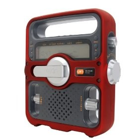 Eton Solarlink Self-Powered Emergency Radio