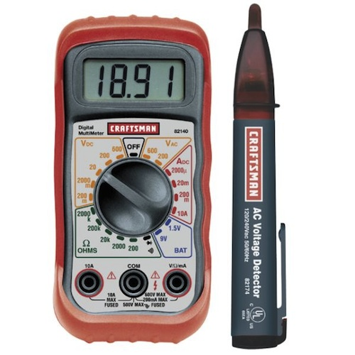 Sears Multimeter