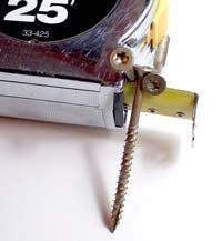Torx Head Screws width=