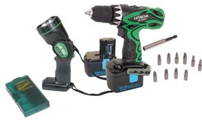 Hitachi Cordless Drill