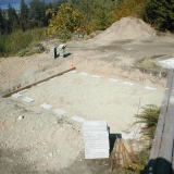 block foundation for pool