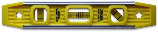 Craftsman Torpedo Level (Yellow)