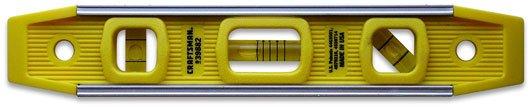 Craftsman Torpedo Level (Yellow)
