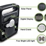 Eton FR600R Self-Powered Digital Weather Radio