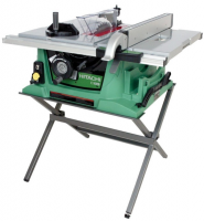 Hitachi C10RB 10-Inch Portable Jobsite Table Saw with Stand