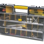 JEGS 26 Compartment Plastic Organizer
