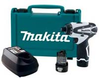 Makita DF030DW 10.8v Compact Lithium-Ion Cordless Impact Driver Kit