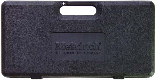 Metrinch Socket and Wrench Set Case